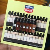 Show Melanin Pride With This New Foundation Shade-Inspired Pin