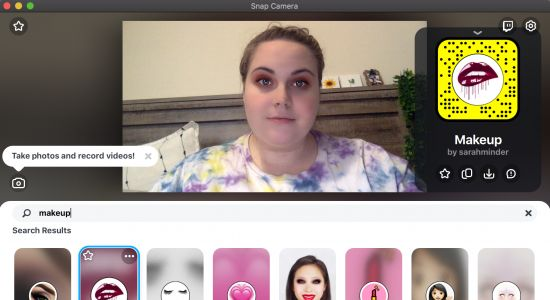 "How To Find Snapchat's Snap Camera Beauty Filters To ""Do"" Your Makeup With Zero Effort"