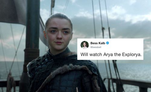 Could An Arya Stark Spinoff Series Happen? 'Game Of Thrones' Fans Are Begging HBO For More
