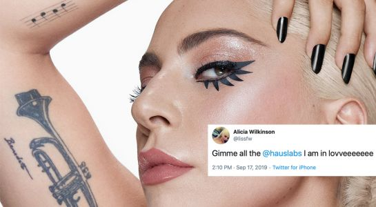 Lady Gaga's Haus Laboratories Orders Are Starting To Ship Via Amazon & Twitter Is Screaming