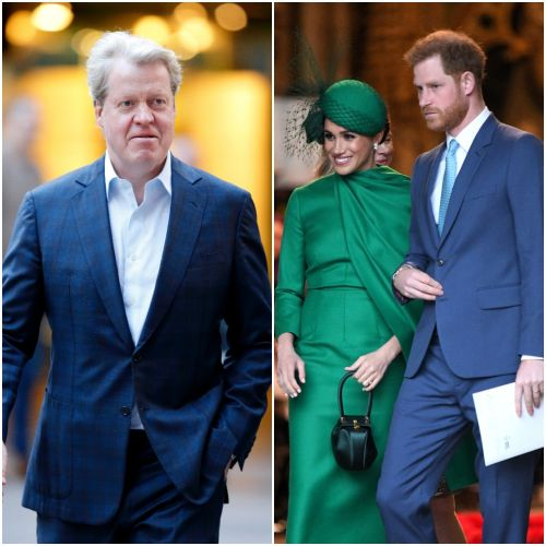 Charles Spencer's Response To Meghan Markle's Miscarriage News Was So, So Supportive