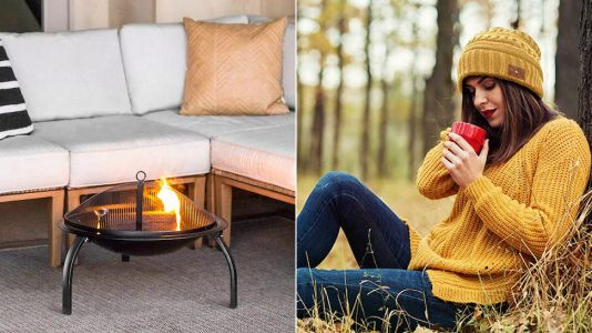 32 Things That Keep Me Warm & Cozy While Outside