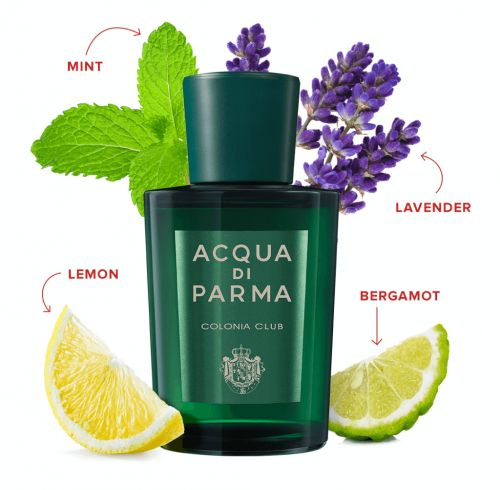 December Cologne of the Month: Acqua di Parma Colonia Club