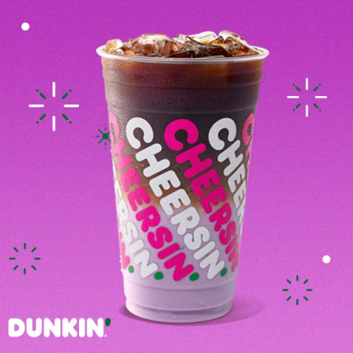 What's In Dunkin's New Sugarplum Macchiato? It's A Berry-licious Offering