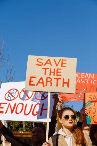Climate Change Activists Share How COVID Changed Their Fight