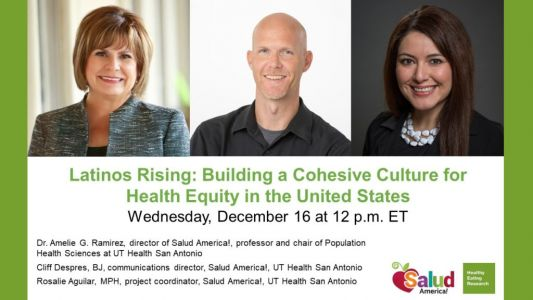 Latinos Rising: Building a Cohesive Culture for Health Equity in the United States