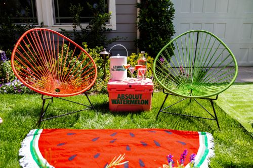 Here's How To Enter The Absolut Watermelon Fresh Escape Contest For A Decked Out RV