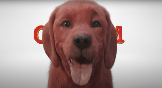 These Tweets About The 'Clifford The Big Red Dog' CGI Movie Are So Wild