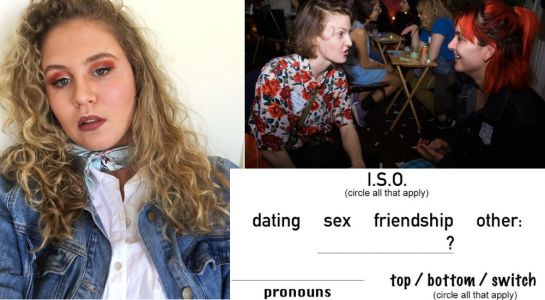What's Queer Speed Cruising? I Went On 40 Dates In One Night & Here's What Happened