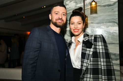 Justin Timberlake & Jessica Biel's Second Son's Name Is So Cute