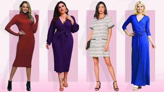 The 16 Best Fall Dresses On Amazon