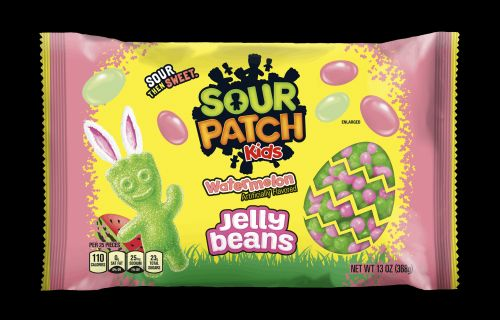 Here's Where To Buy Sour Patch Kids Watermelon Jelly Beans For A Unique Combo