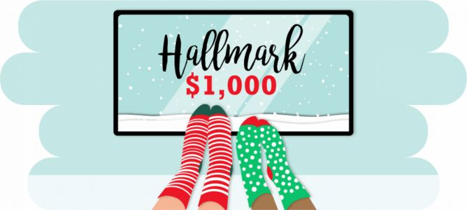Here's How To Apply For A Hallmark Holiday Movie Reviewer Job & Possibly Get $1,000