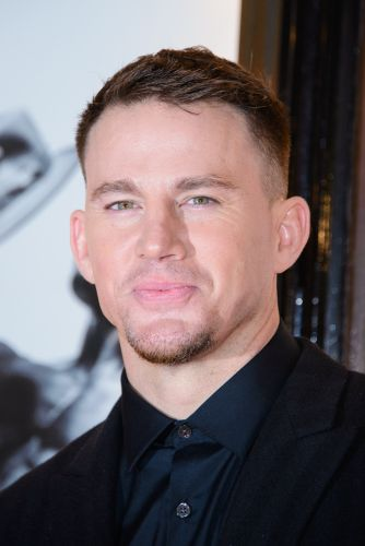 Channing Tatum's New Platinum Blonde Hair Just Made Me Do A Double Take