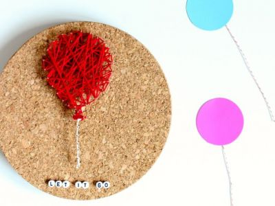 Amazingly Easy DIY String Art Tutorial