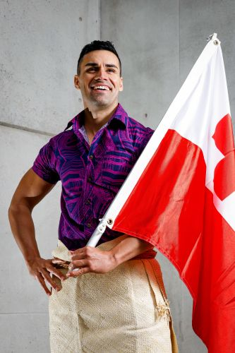 Pita Taufatofua Is At The 2021 Olympics & The World Is Right Again